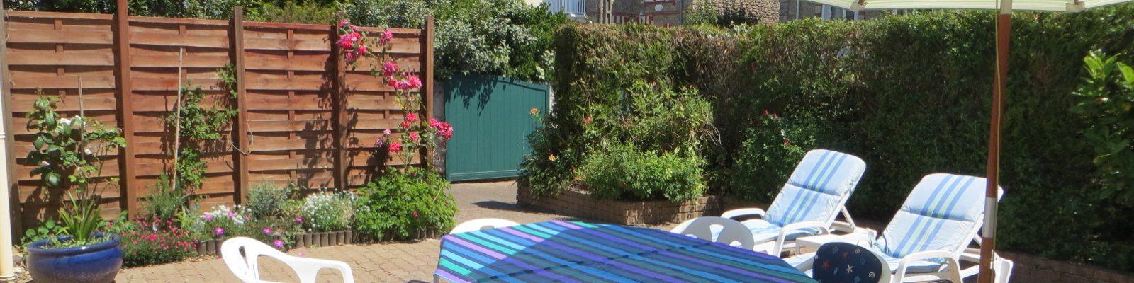 Louer notre maison à Pornichet, baie du Pouliguen - La Baule